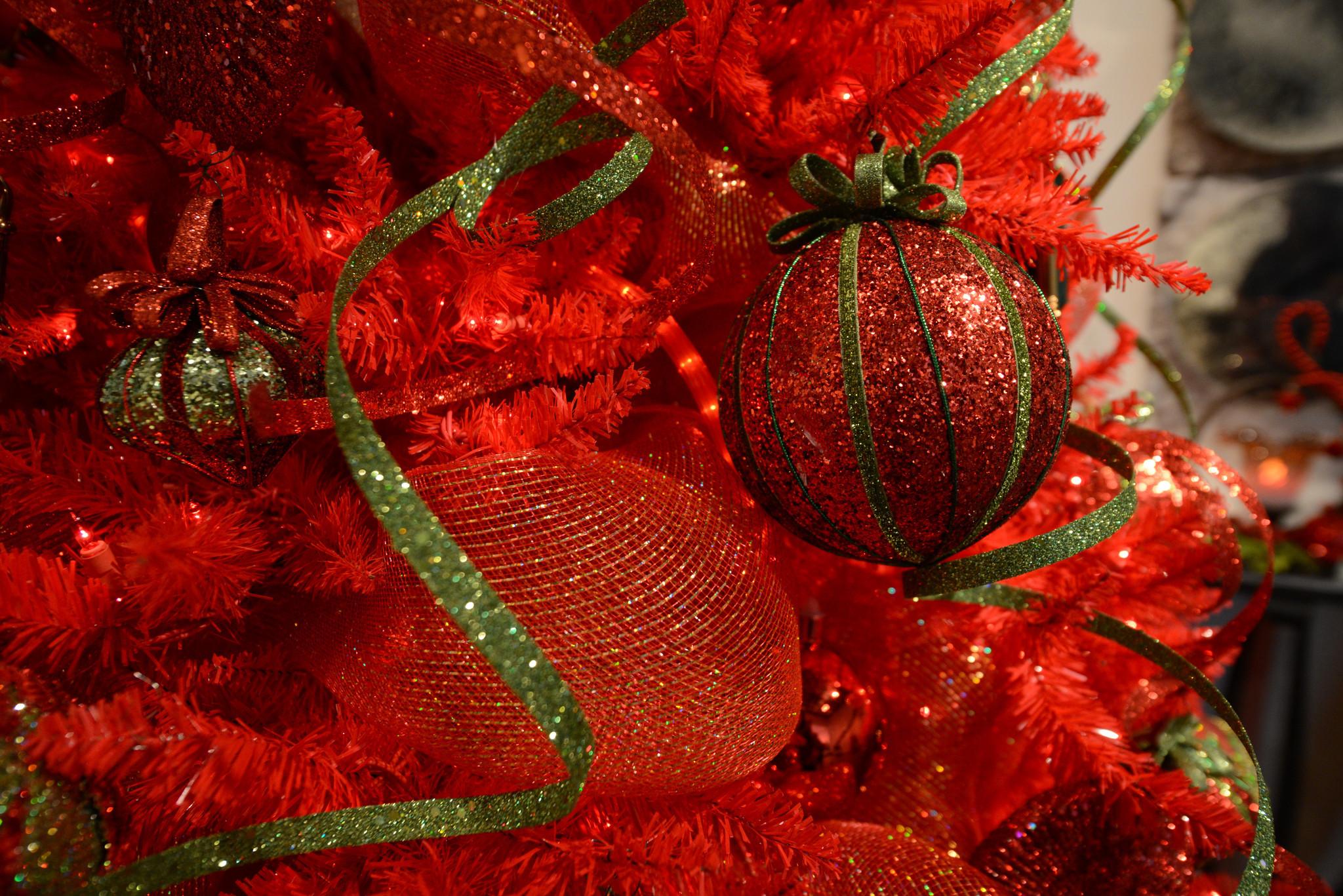 Festival de rboles navide os el sentinel - Fotos arboles navidenos ...