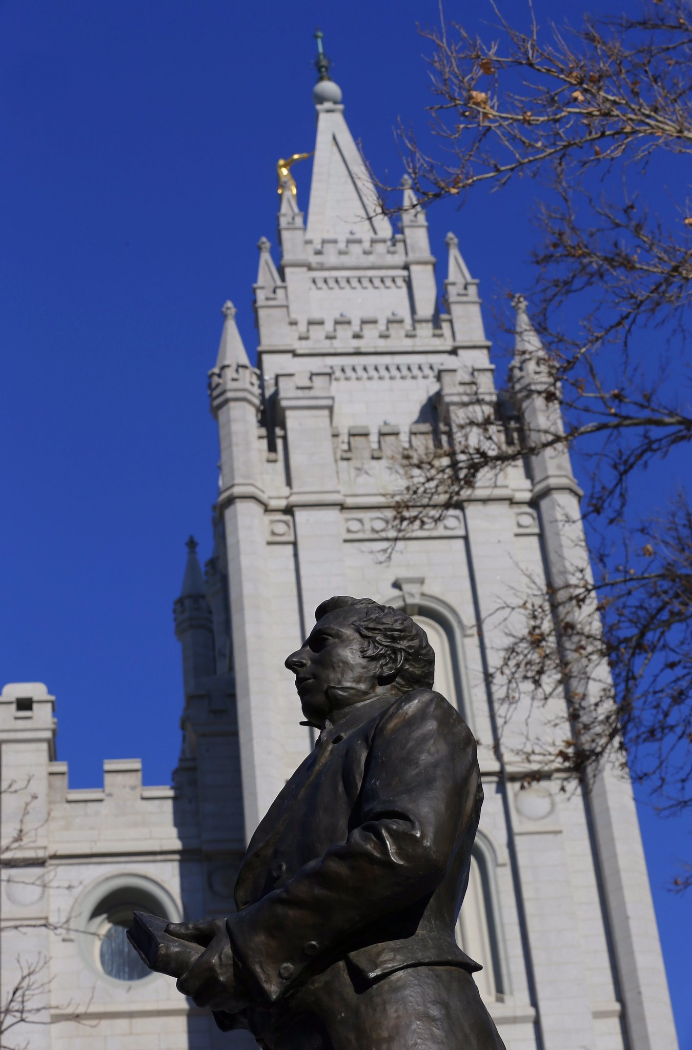 How come Mormons deny that their church was founded on racist beliefs?
