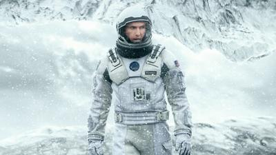 'Interstellar' is a tripping-balls space epic that has as much heart as cinematic vision