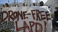 Drones and the LAPD