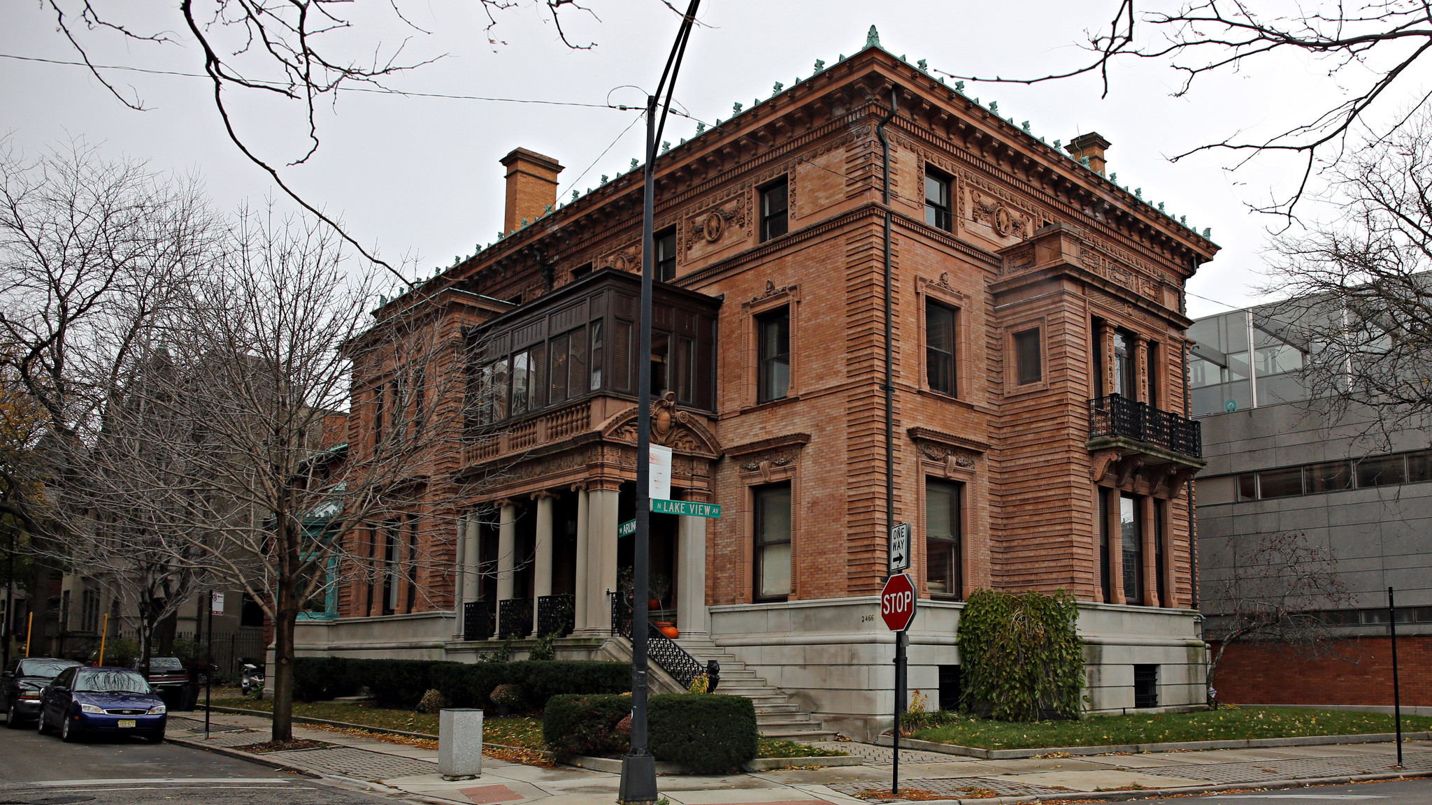 Theurer-Wrigley mansion in Lincoln Park for sale for $8.7 million