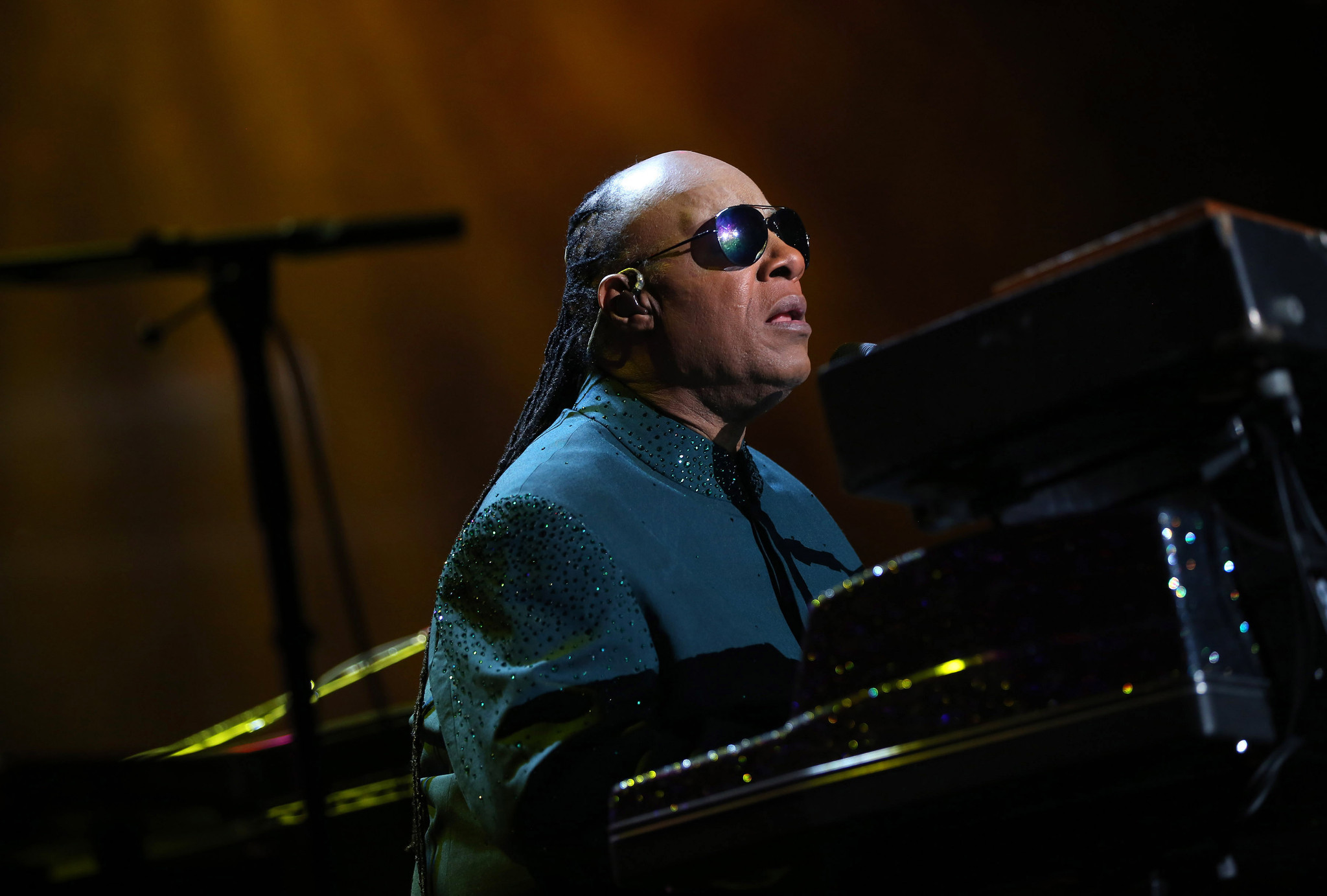 Stevie Wonder right at home in United Center concert
