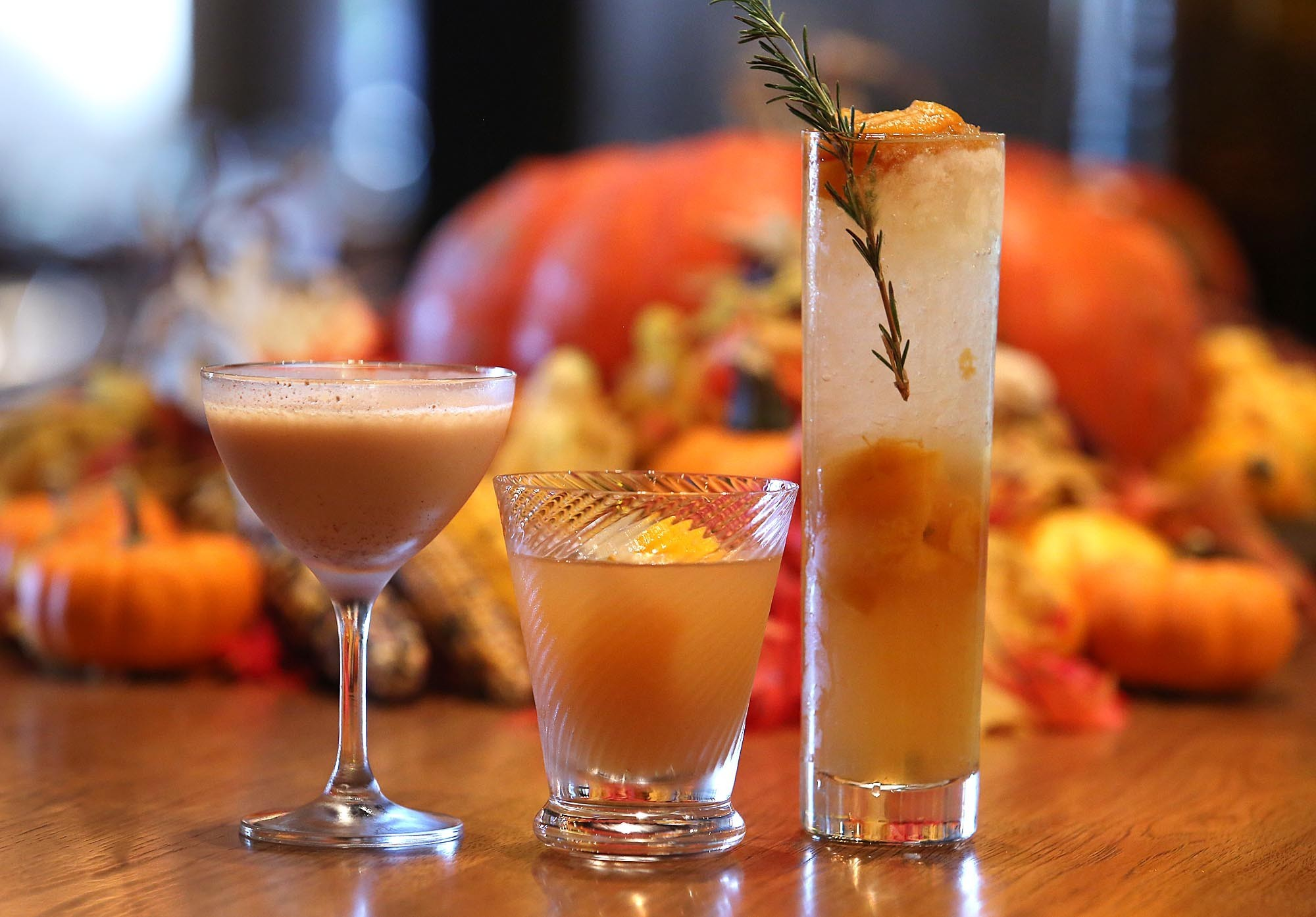 Fall season cocktail round up highball harvest for Fall cocktail ideas