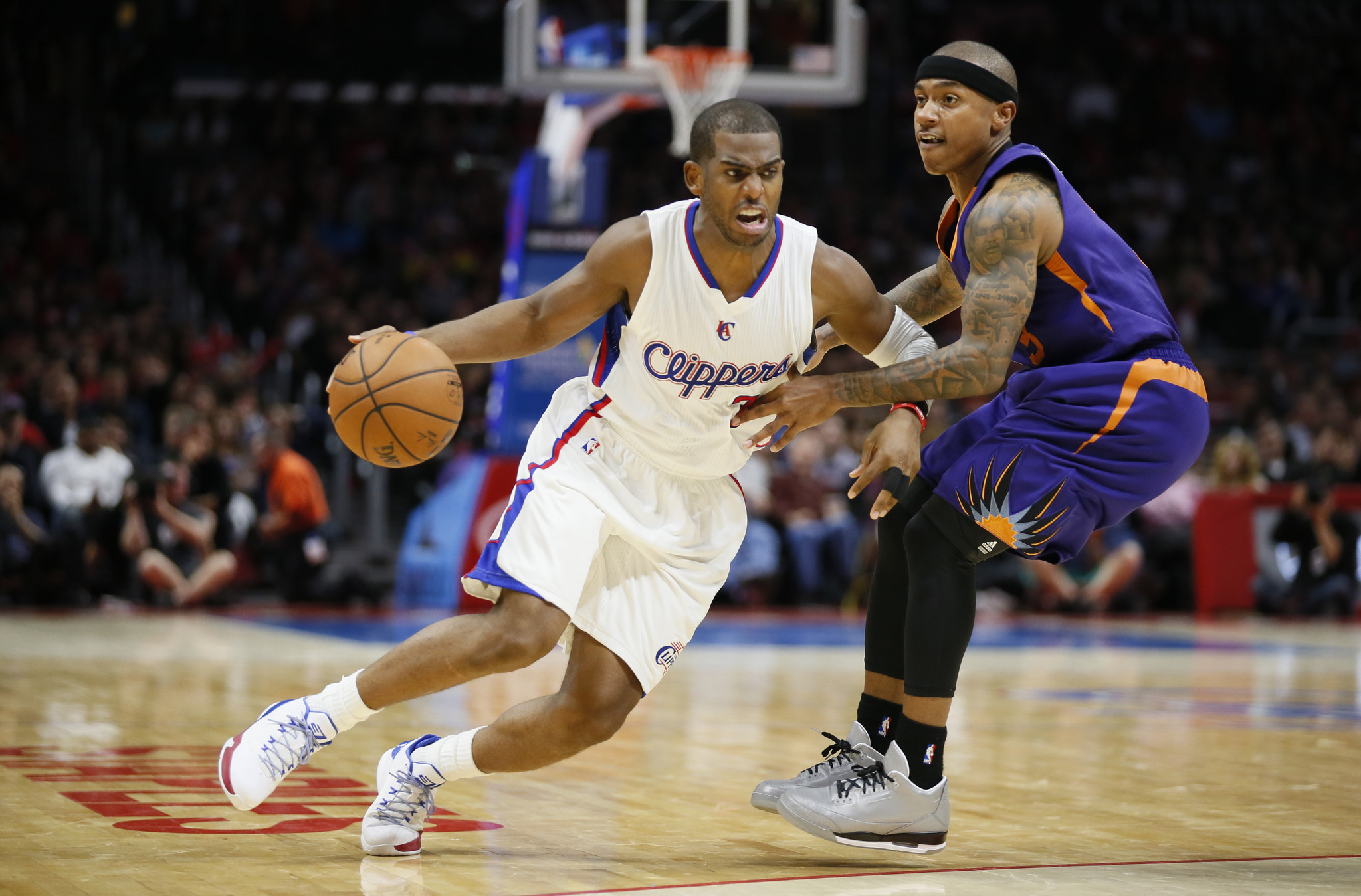 clippers chris paul knows he needs to shoot more la times