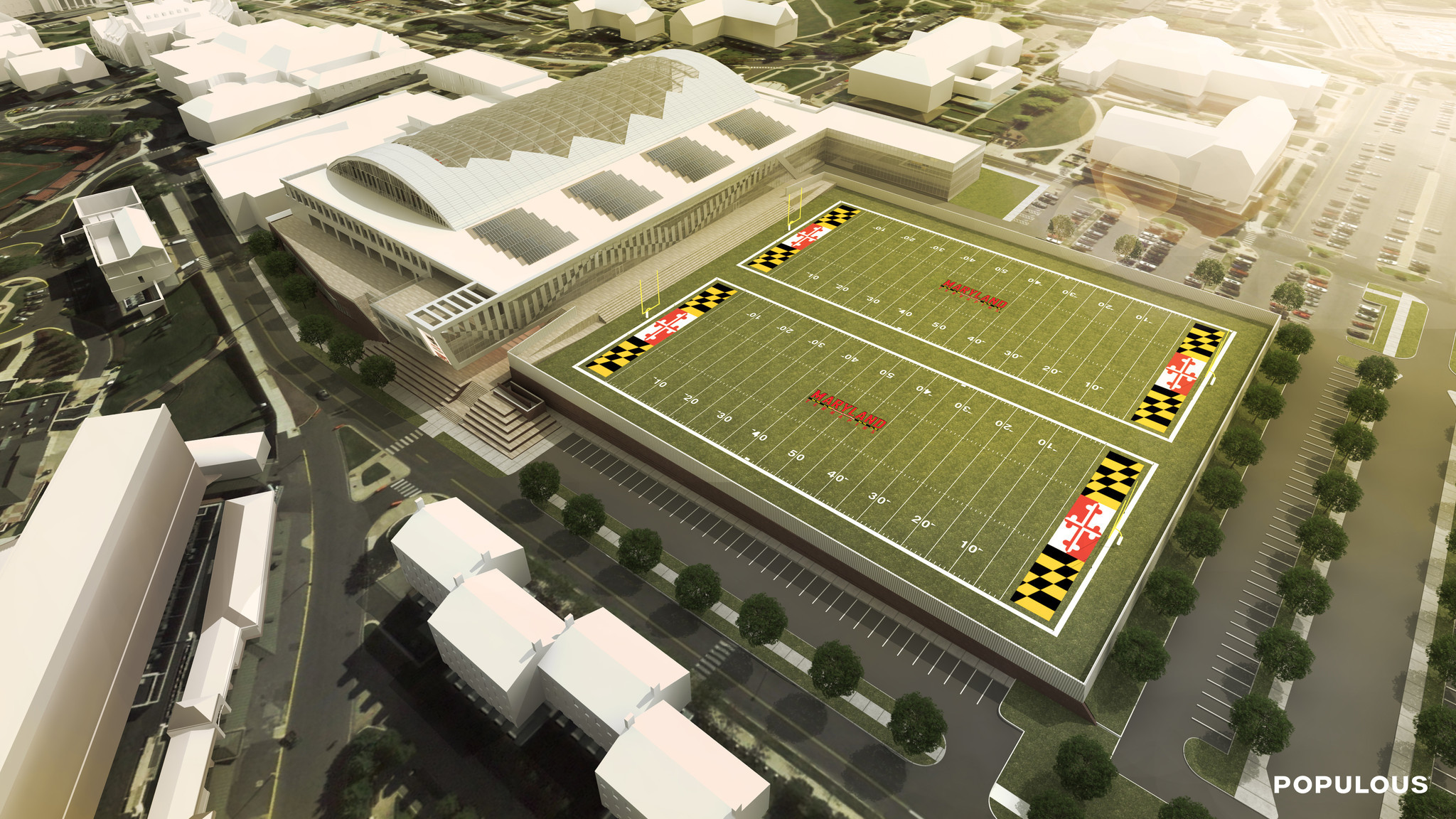 development of new university sports facility The culmination of depauw's master facilities plan for athletics started in 2012 was the recent opening of a new stadium for field hockey, lacrosse and soccer according to a story released by the university.