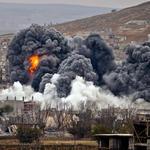 Kurds say Islamic State militants near defeat in Kobani