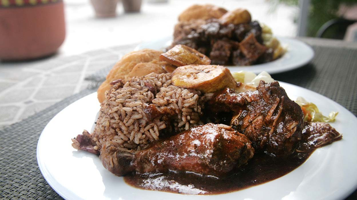 5 great places to eat in south l a la times for Ackee bamboo jamaican cuisine