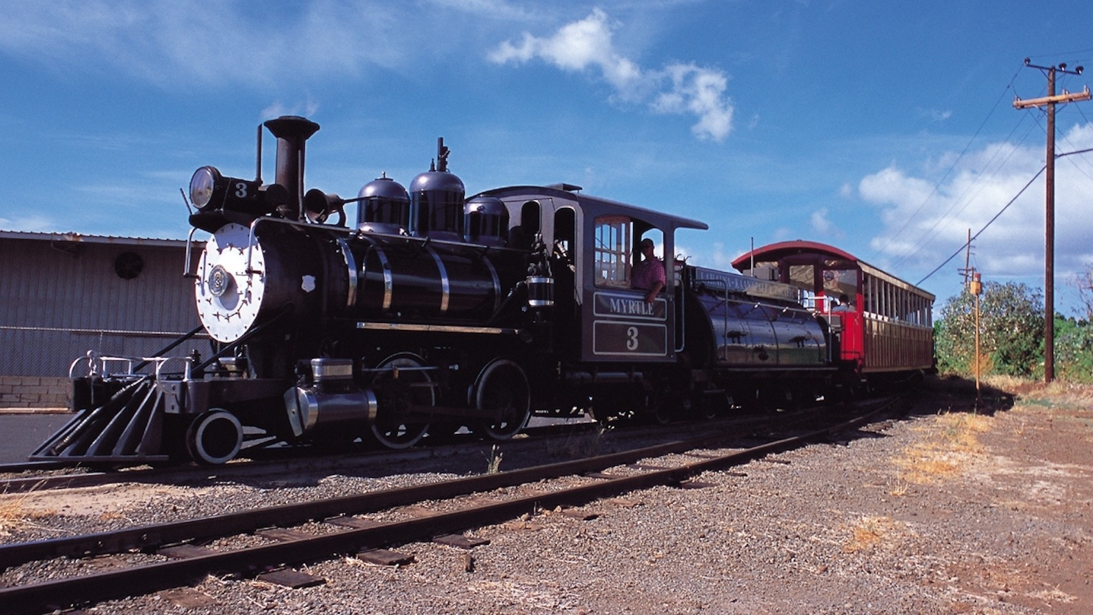 New owner of Maui's Sugar Cane Train looks to restart service in 2015