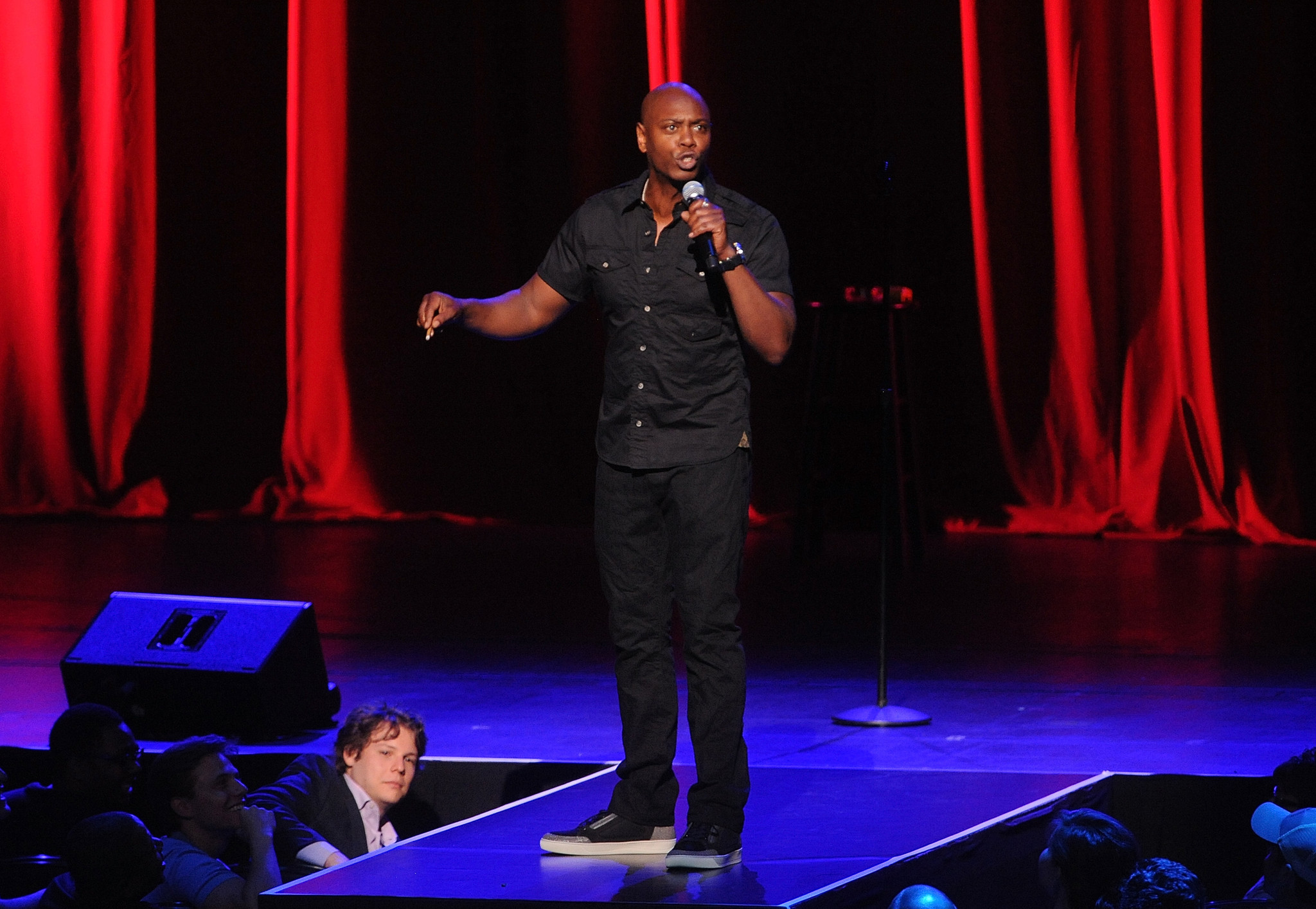 Dave Chappelle says Donald Sterling shouldn't have lost Clippers