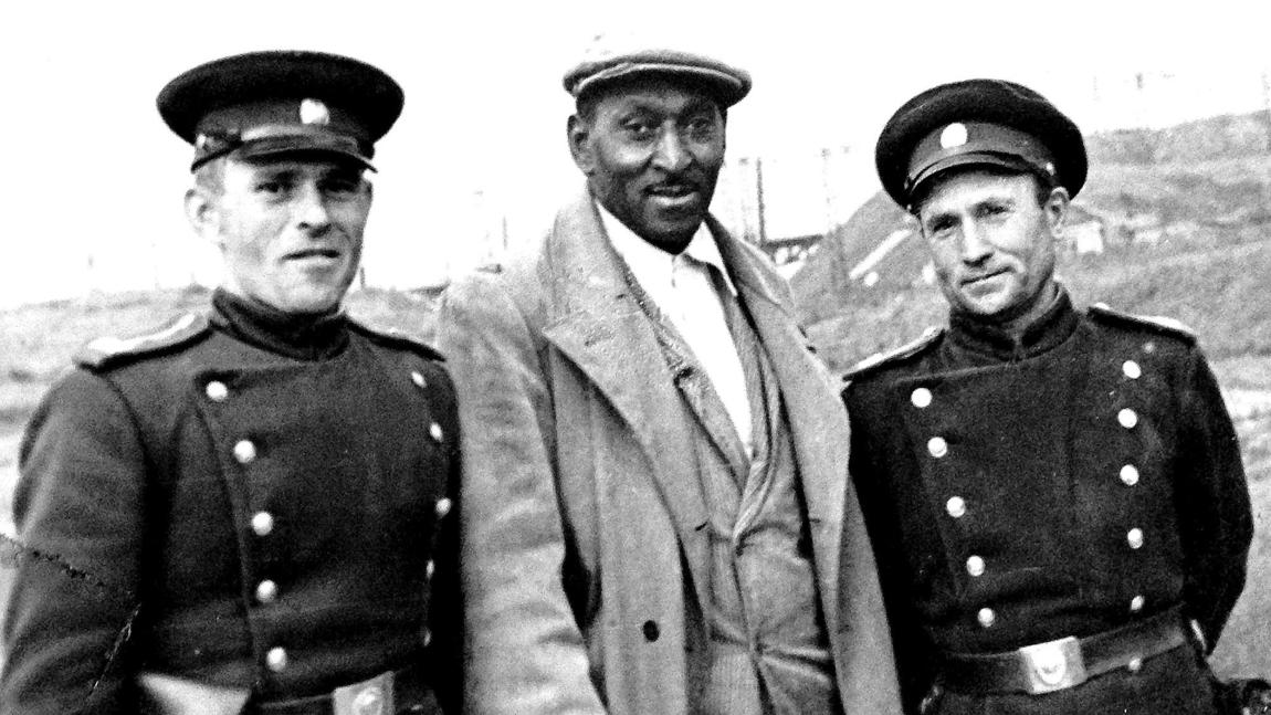 In Russia, early African American migrants found the good life - LA Times