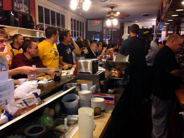 Now Hear This: Barbarella, Pancake Eating Contest, Poetry Reading, and more - Now Eat This - Pete