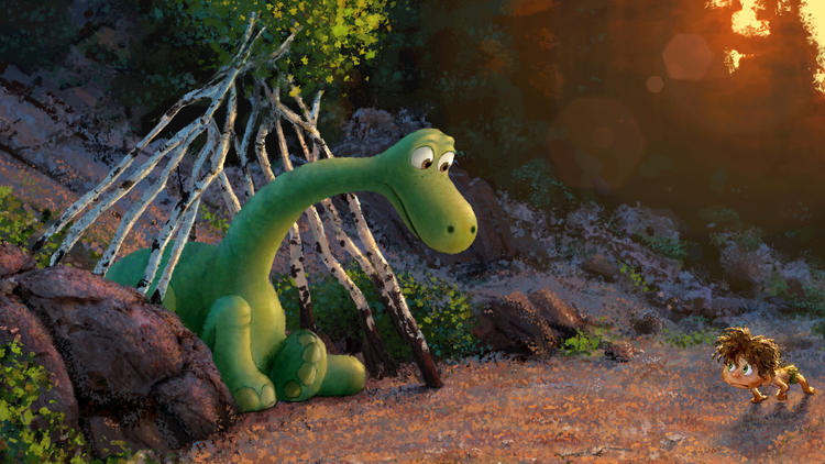 'The Good Dinosaur'
