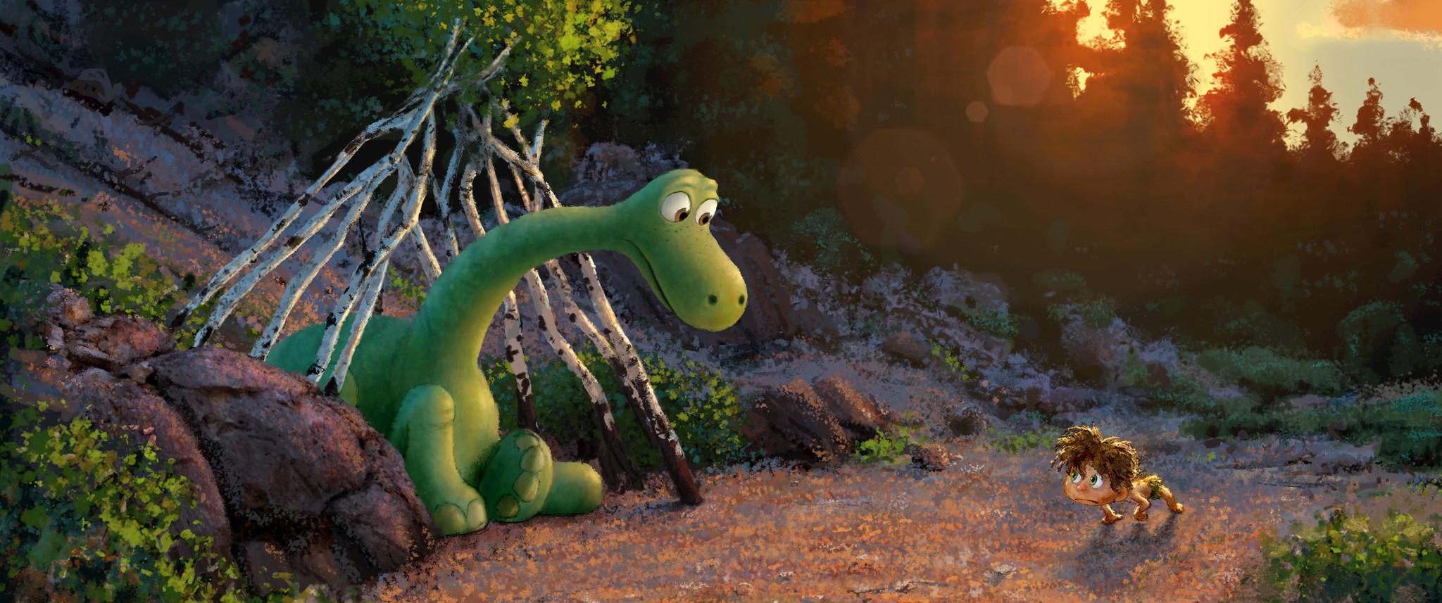 The Good Dinosaur van Pixar