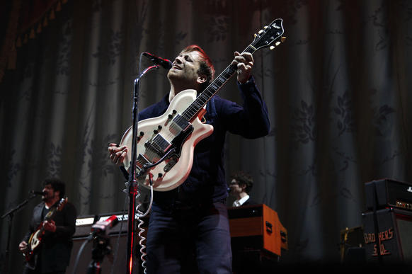 The Black Keys play a sold-out show at the Forum on Nov. 6.