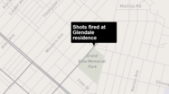 Suspect in custody after shooting outside Glendale residence