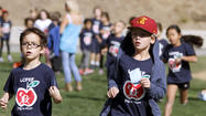 Photo Gallery: Jog-a-thon fundraiser at Palm Crest Elementary School