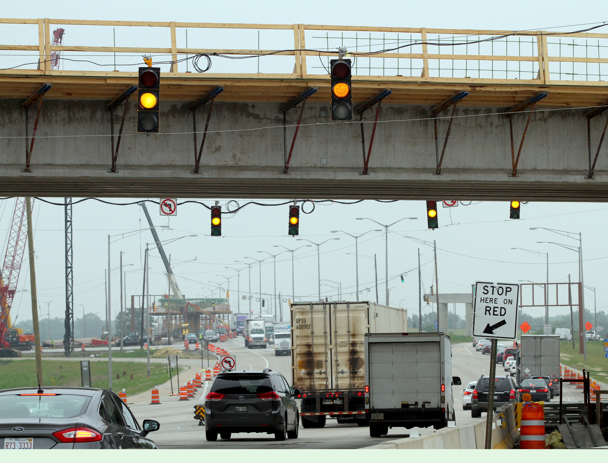 Drivers will pay $1.90 to travel 10-mile stretch of Elgin ...