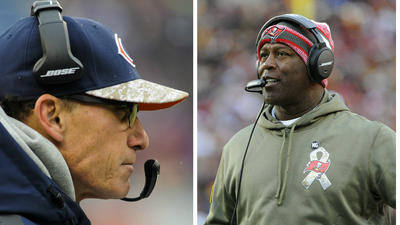 Faceoff: Lovie Smith vs. Marc Trestman