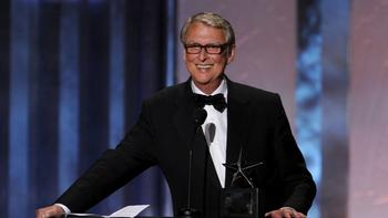 Mike Nichols: A film and stage director with music on his mind