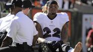 Ravens cornerback Jimmy Smith says he'll be sidelined for six months after Lisfranc injury