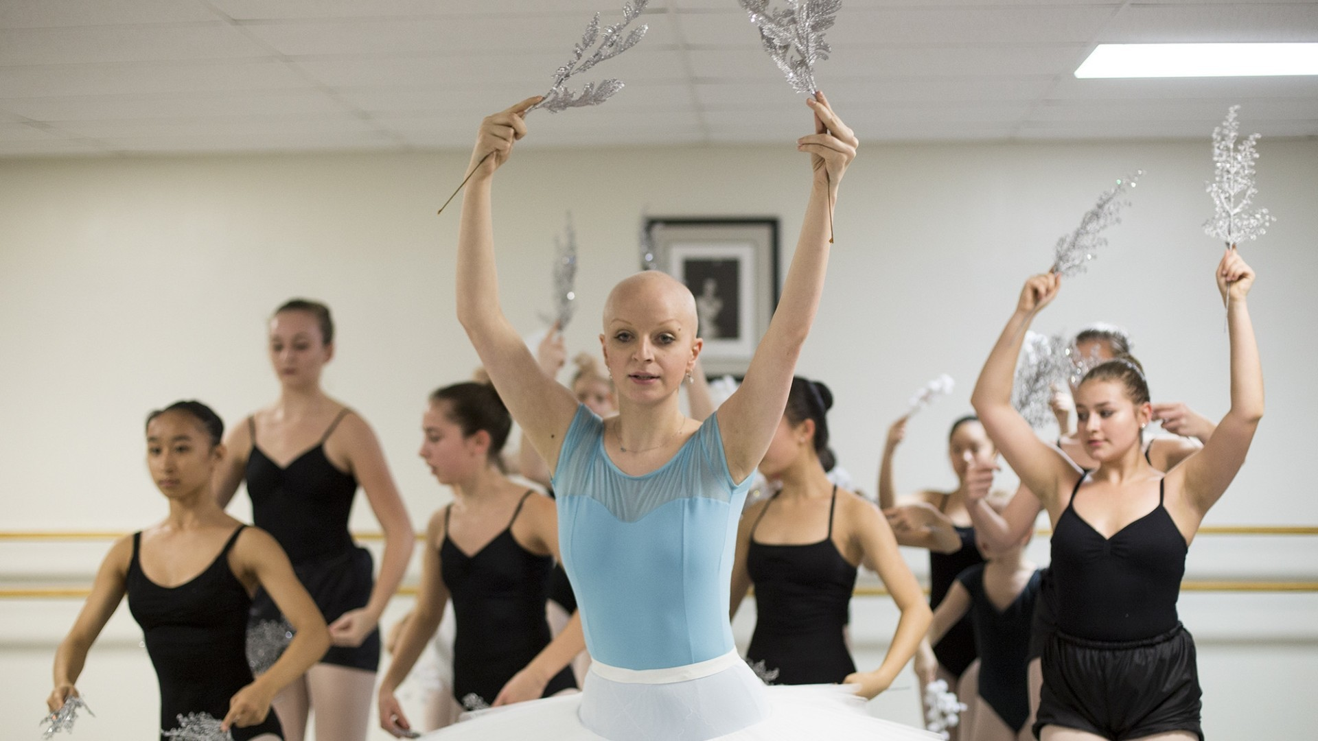 Breast cancer won t stop ballerina from Nutcracker