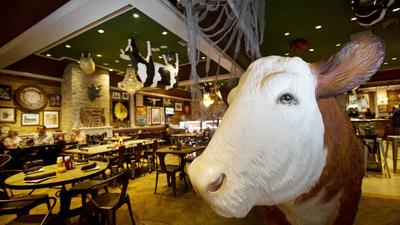 Steak comes to Las Olas