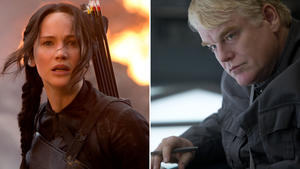 'Hunger Games: Mockingjay' director on Jennifer Lawrence and Philip Seymour Hoffman