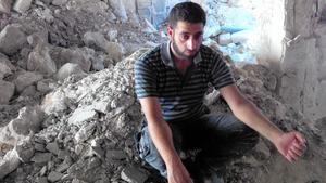 Related story: Syrian rebels, increasingly desperate, turn to tunnel warfare