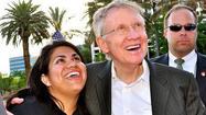 Pen pal inspires Sen. Harry Reid on immigration reform