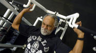 Tommy Chong's passion for fitness kept his dancing challenge in step