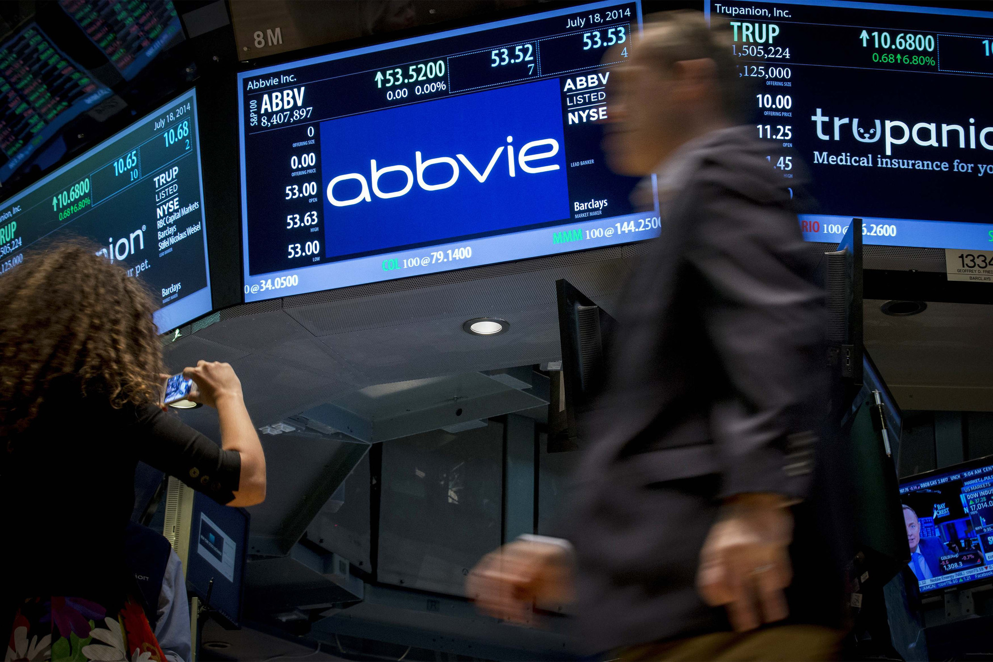 European regulators recommend approval for AbbVie hepatitis C drugs