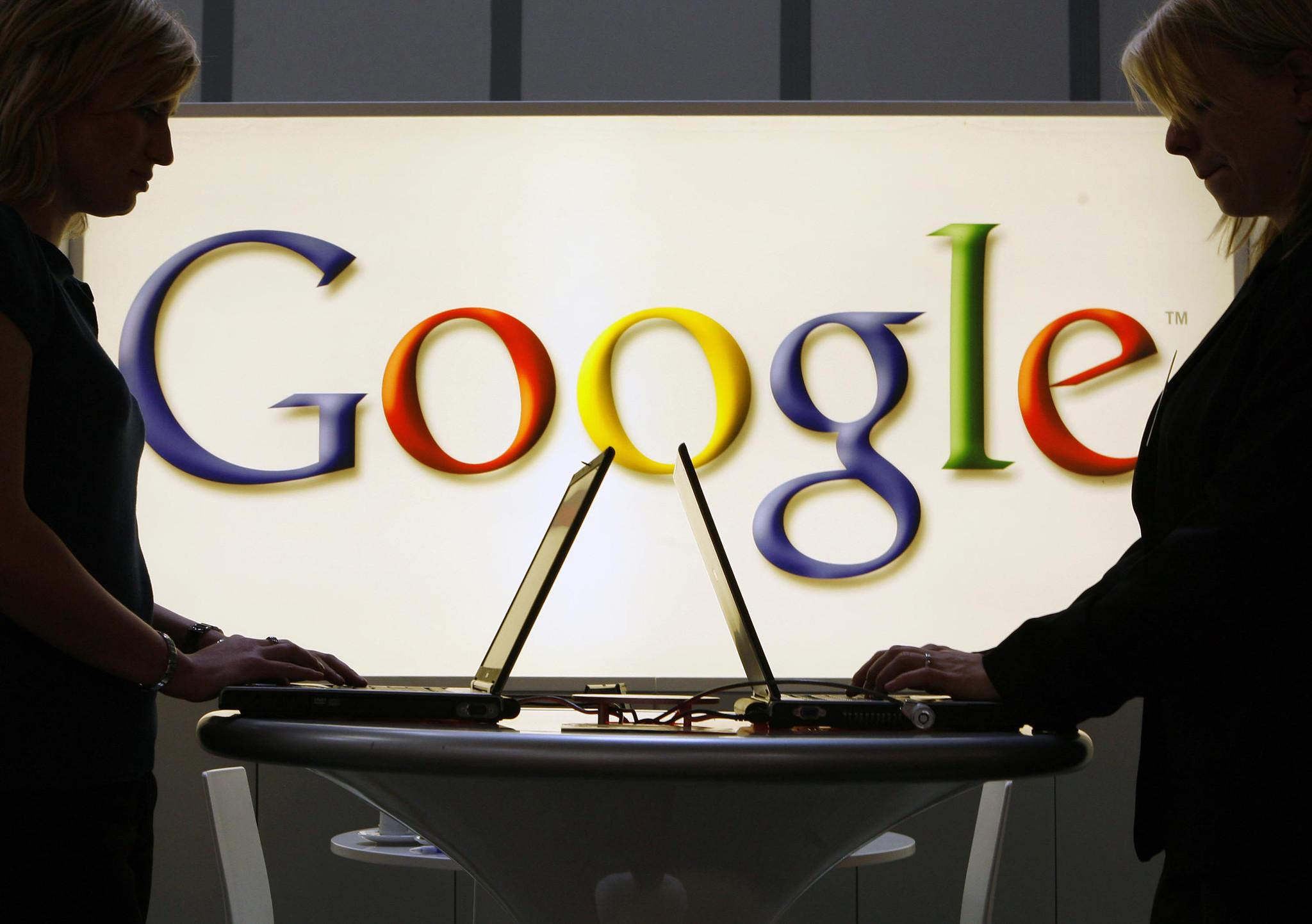 EU lawmakers consider urging Google to be split up