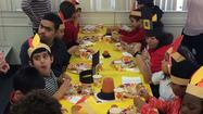 Thanksgiving serves up lessons and a feast