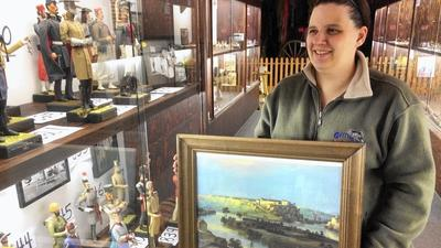 Gettysburg museum's contents go to auction