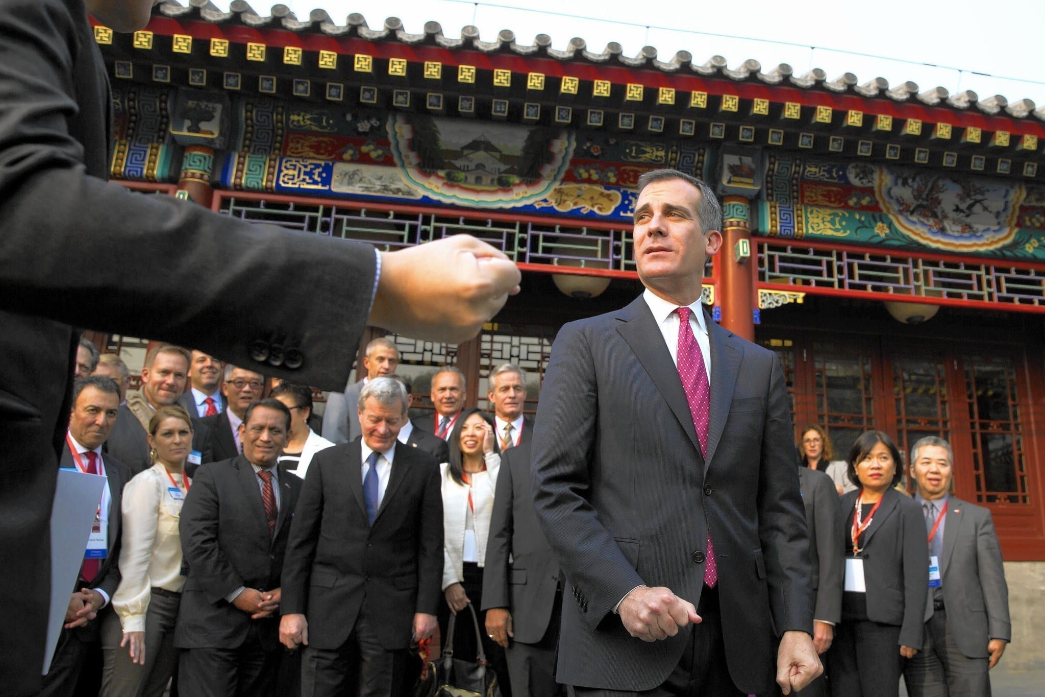 L.A. will host Chinese, U.S. summit to launch carbon emissions cuts