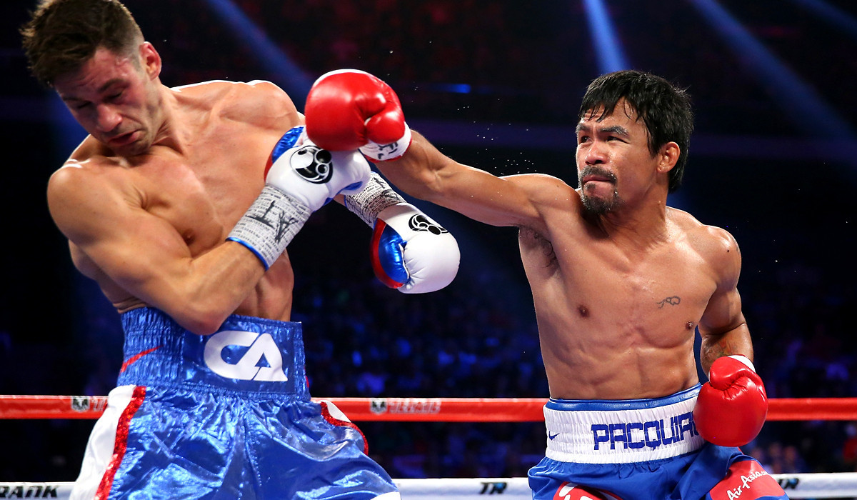Manny Pacquiao vs. Chris Algieri: Round-by-round updates