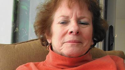 Annapolis woman joins push for `death with dignity' law
