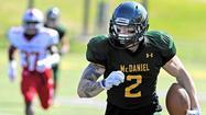Is McDaniel football on the verge?