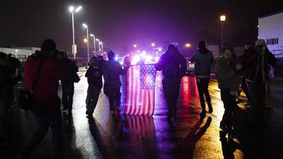 Anxious Ferguson endures another day awaiting grand jury verdict