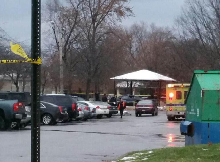 Boy, 12, shot by Cleveland police dies