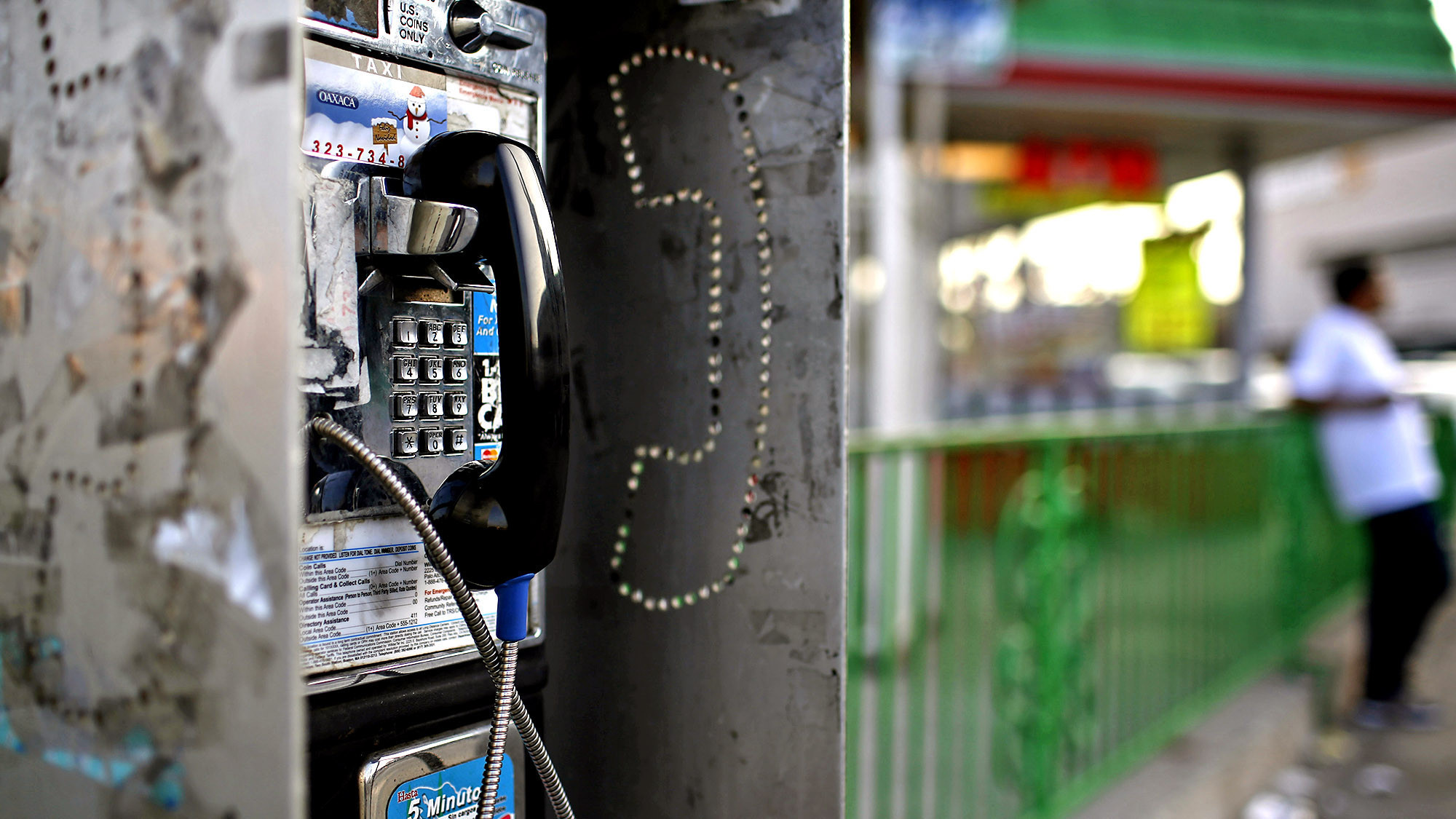 Dial N for nostalgia: Is anyone still using pay phones?