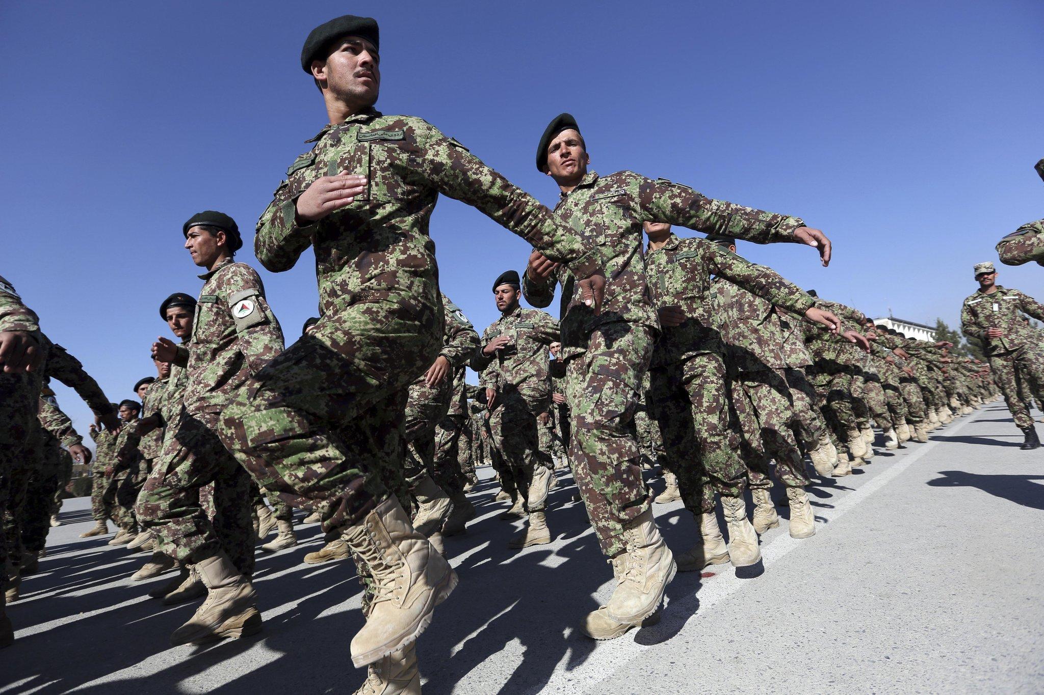 2 NATO service members killed in Afghanistan