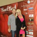 Matt Barnes and Jen Klaassens