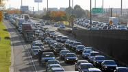 Google pinpoints worst Thanksgiving traffic time
