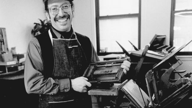Allan Kornblum, founder of Coffee House Press, has died. - peoplewhowrite