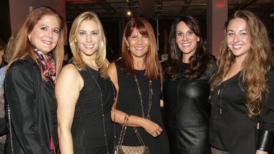 Colin Cowie's party in Coconut Grove