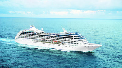 Norwegian Cruise Line Holdings to purchase Ocean Princess, rename it Sirena