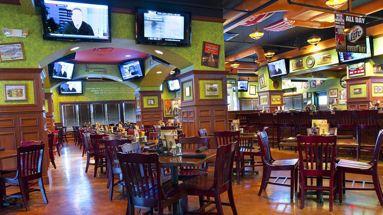 Good Times are Always on Tap at Celtic Pub & Eatery