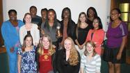 McDaniel College Rotaract Club holds ceremony