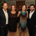Brett Orlando, Michelle Bernstein, Niki Leondakis and John Pritzker